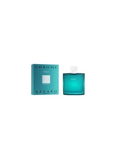 Azzaro Chrome Aqua Edt 100 Ml Erkek Parfüm Renksiz